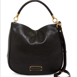 Marc by Marc Jacobs Too Hot To Handle Leather Hobo